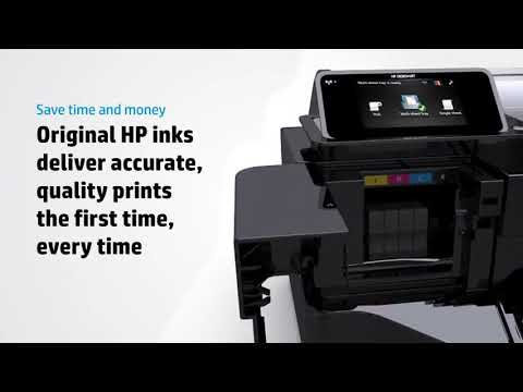 HP Designjet T520 Overview