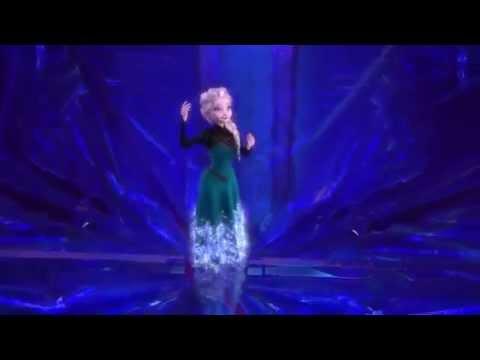 Katy perry- firework frozen