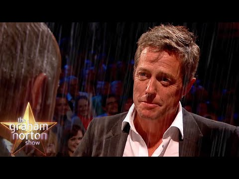 Hugh Grant Re-Enacts Classic Four Weddings Scene - The Graham Norton Show