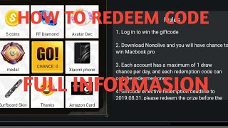 reward ff garena free fire - TH-Clip