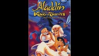 Digitized Closing To Aladdin And The King Of Thieves (1997 VHS UK)