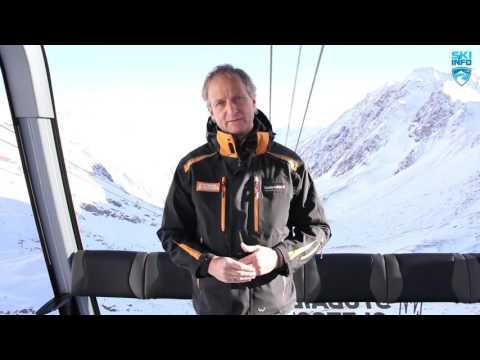 3S-Eisgratbahn am Stubaier Gletscher: Interview mit Seilbahndirektor Andreas Kleinlercher