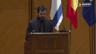 Năsui: Forumul de Afaceri România Israel, locul perfect pentru a întări cooperarea economică dintre cele două state