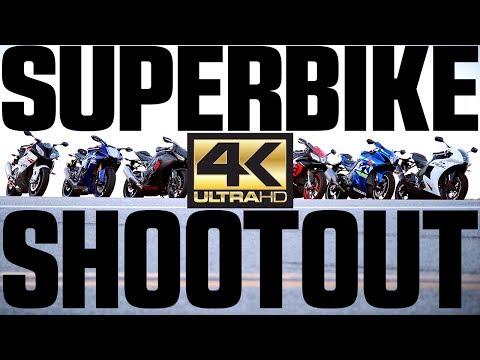 2017 Superbike Street Shootout | 4K