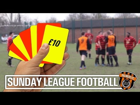 Sunday League Football - PAYDAY