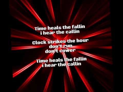 Colton Dixon - In and Out of Time (lyrics)