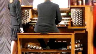 орган Токката и фуга ре минор Бах Toccata and a fugue ре a minor Bah