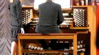 орган Токката и фуга ре минор Бах Toccata and a fugue ре a minor Bah