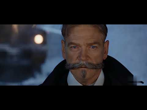 "Best scene of ""Murder on the Orient Express"""