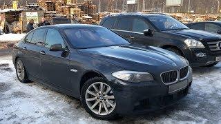 Самая топовая и жирная комплектация BMW 550xi F10 за 1.5 млн