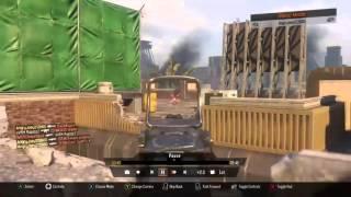 WHAT A CHOKE bo3 choke nuclear gameplay