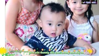 Trish Thuy Trang - Lonely night (MV-Lyrics) *¨¨*•♪ღ♪