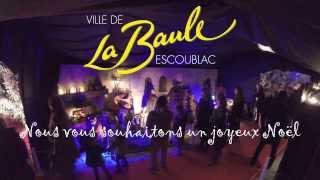 preview picture of video 'Joyeux Noël 2013 - La Baule-Escoublac'