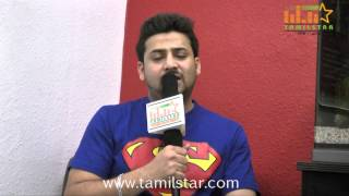 Misbha Speaks at 029 Movie Press Meet