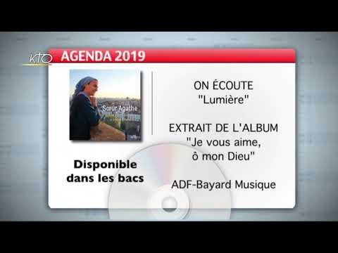 Agenda du 13 décembre 2019