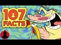 107 Facts About Cow Chicken You Should Know S8 e13 Channel Frederator