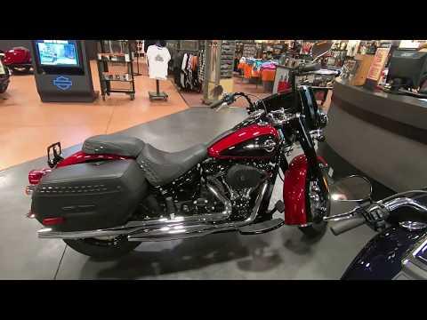 2020 Harley-Davidson Softail Heritage Classic 114 FLHCS