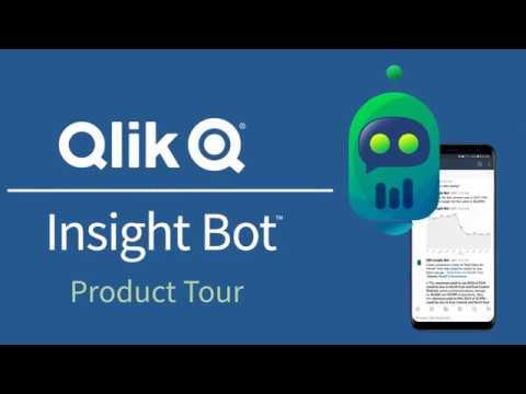 Qlik Insight Bot - Product Tour