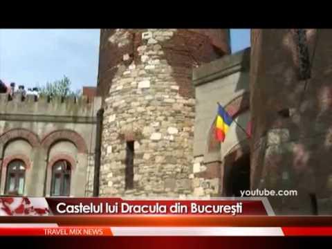 Castelul lui Vlad Ţepeş din Bucureşti – VIDEO