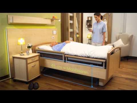 sentida 5   6 - die neue Generation der Niedrigpflegebetten schreibt Erfolgsgeschichte weiter