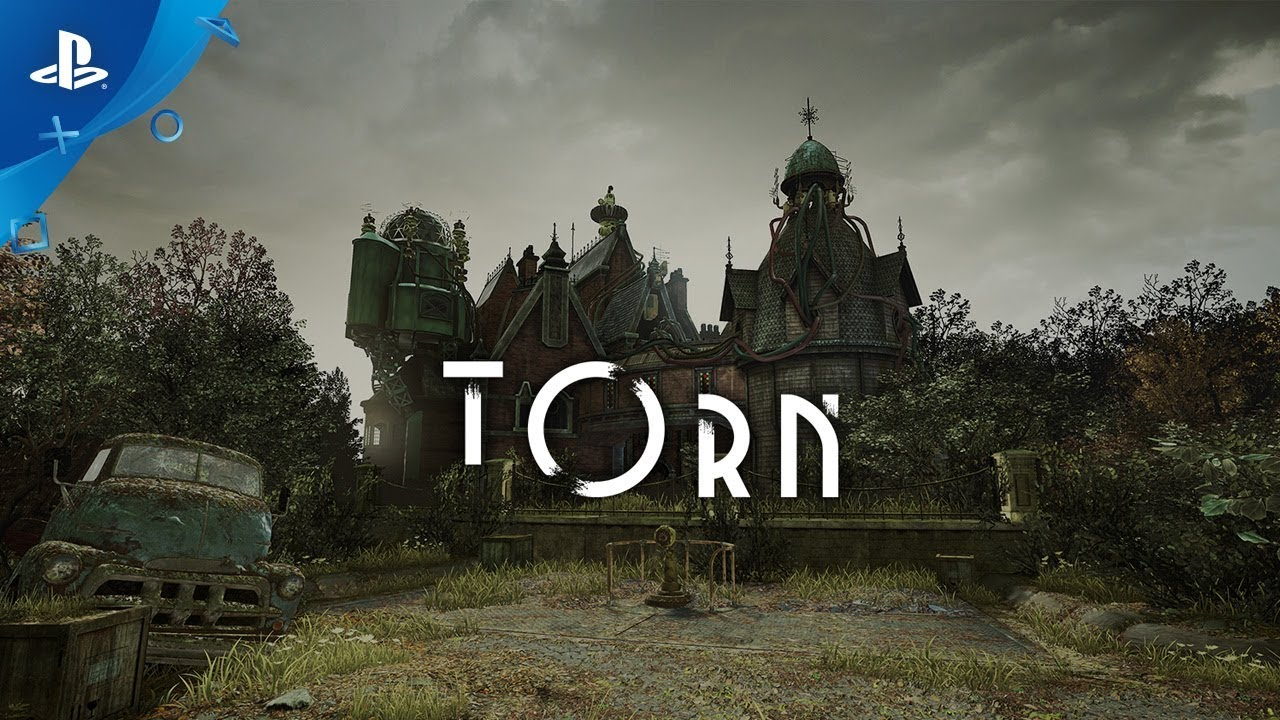 Introducing Torn, A Dark Sci-Fi Mystery Coming to PS VR this Spring