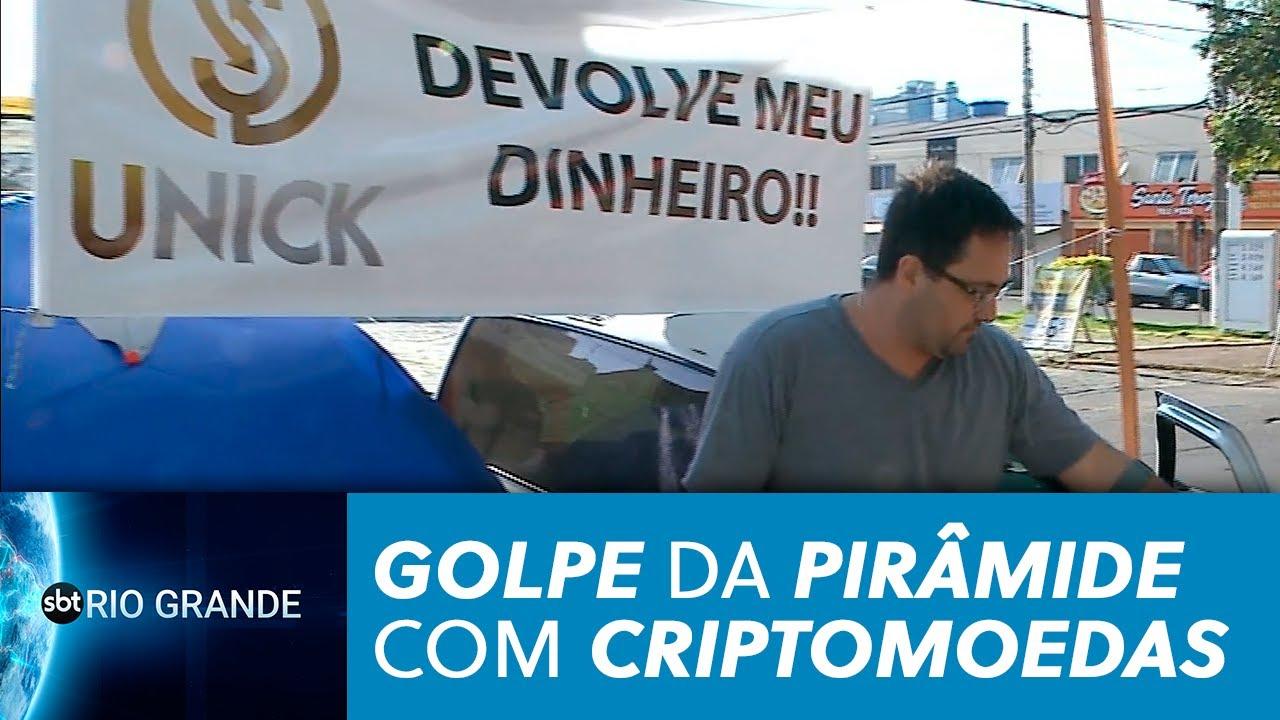Rendimento garantido de 3% ao dia é golpe, diz reportagem do SBT sobre Unick Forex