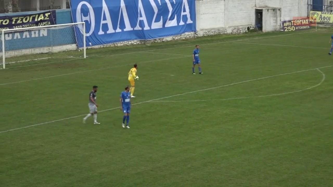 Super League 2 | Απόλλων Λάρισας – Τρίκαλα | 07/03/2021 | ΕΡΤ
