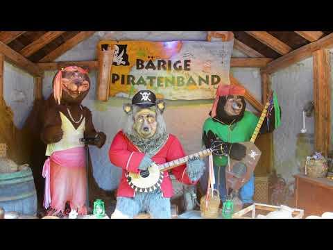 Die bärige Piratenband