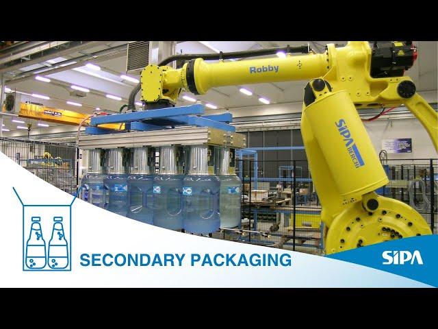 Robby Rack: Robotic 5 gallons handling
