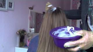 TUTORIAL - Vegan Haare färben (AMMONIAK- UND TIERVERSUCHSFREI) mit Sanotint