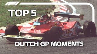 Top Five Moments   Dutch Grand Prix