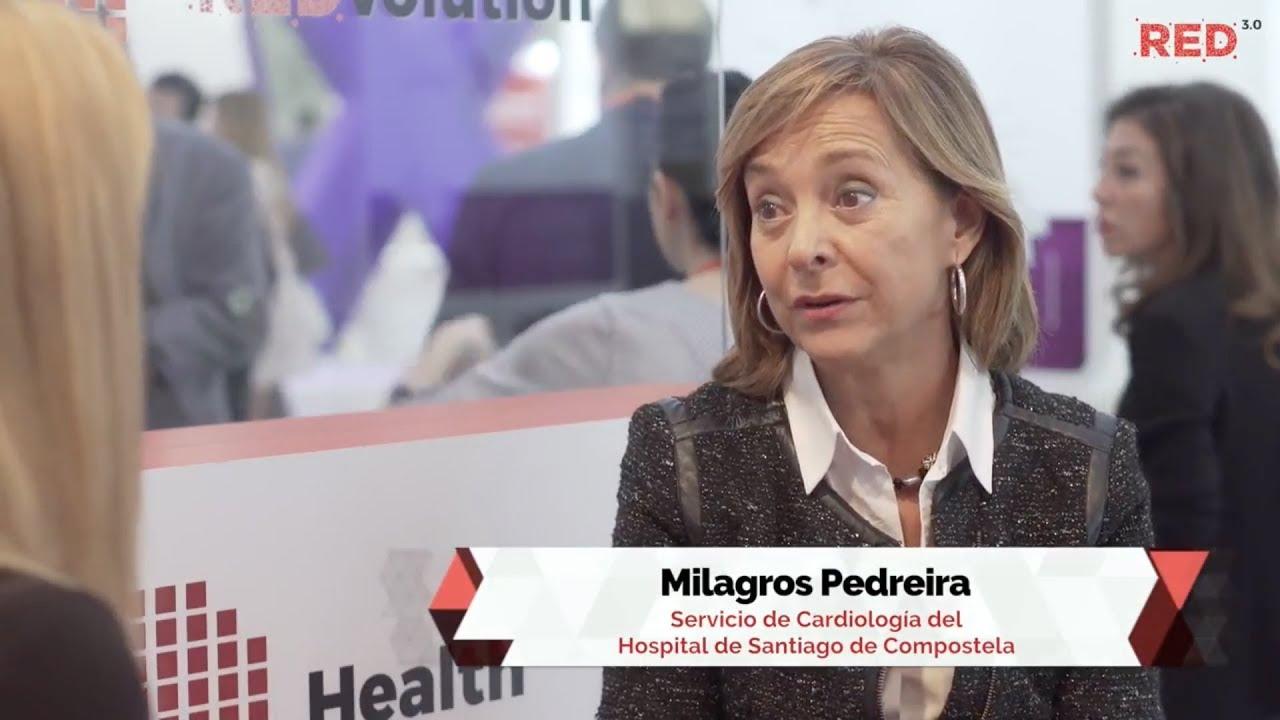 Health RedVolution: Dra. Milagros Pedreira