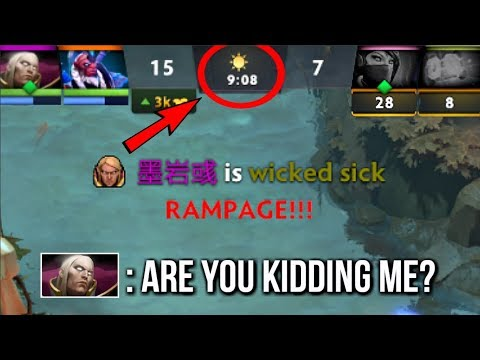 9 Min RAMPAGE SumiYa Invoker God - No One Can Stop Him Epic Combo vs Divine Team Dota 2