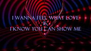 Wynonna 'I Want To Know What Love Is' + Lyrics