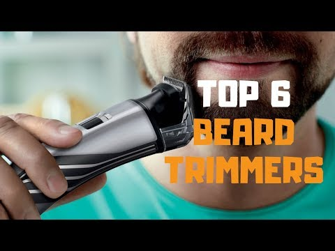Best Beard Trimmer in 2019 – Top 6 Beard Trimmers Review