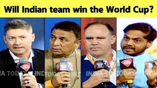 Exclusive | Will Indian Team Under Virat's Captaincy win the WC 2019? Hear it from cricket's greats