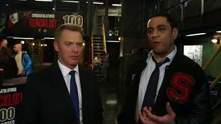 Abraham Stern (100th Episode) || Diego Klattenhoff, Harry Lennix || SocialNews.XYZ