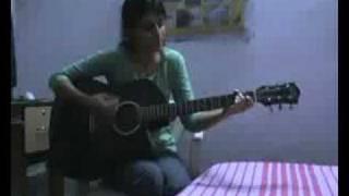 Aao Milo Chale - Guitar - YouTube