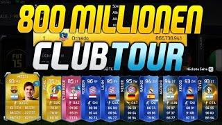 FIFA 15 CLUB TOUR   800 MILLIONEN CLUB ★ FIFA 15 Ultimate Team Deutsch
