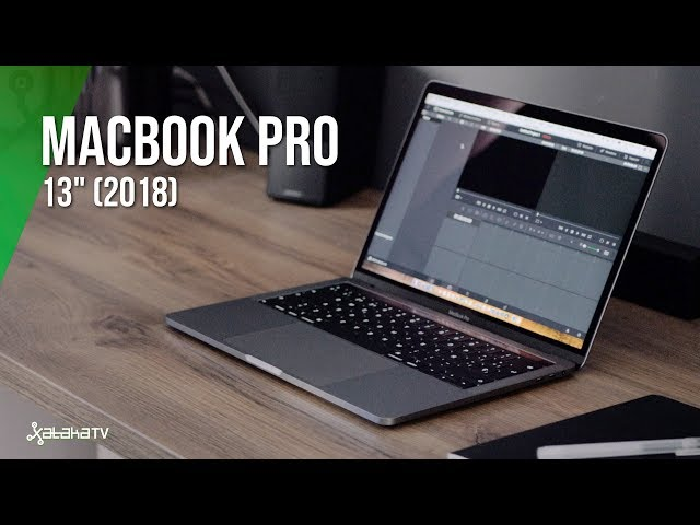 "MacBook Pro (2018), review: 13"" A LA ALTURA"