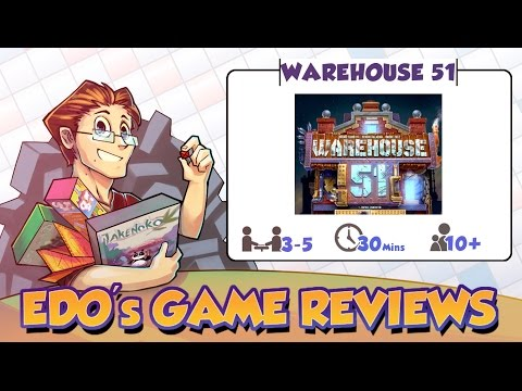 Edo's Warehouse 51 Card Game Review