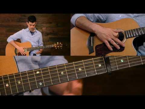 Wonder Guitar Tutorial | Hillsong United | Acoustic |