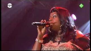 Angie Stone @ North Sea Jazz 2008 - I wanna thank ya