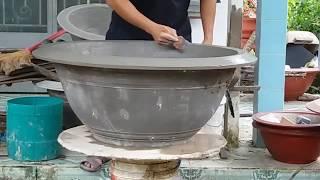 Как сделать садовую вазу своими руками