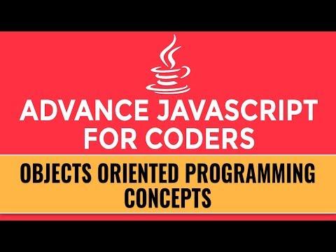 Learn OOP Concepts In JavaScript | Part 1