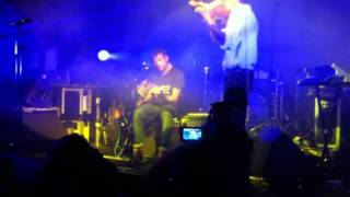 Damon Albarn & Marques Toliver - Apple Carts - Africa Express - Cardiff Sep 6th 2012