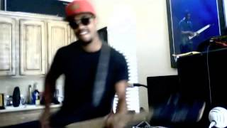 Dj Cassidy ft R Kelly-Make the world go Round- Bass Cover by Trevor James