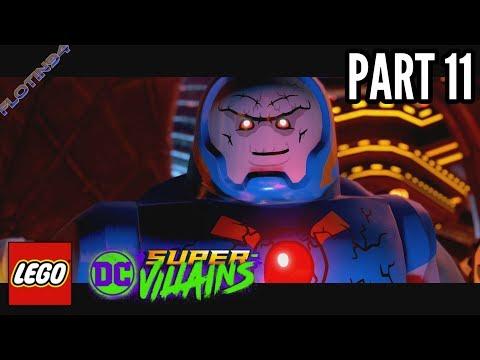 LEGO DC Super Villains #11 | DARKSEID!