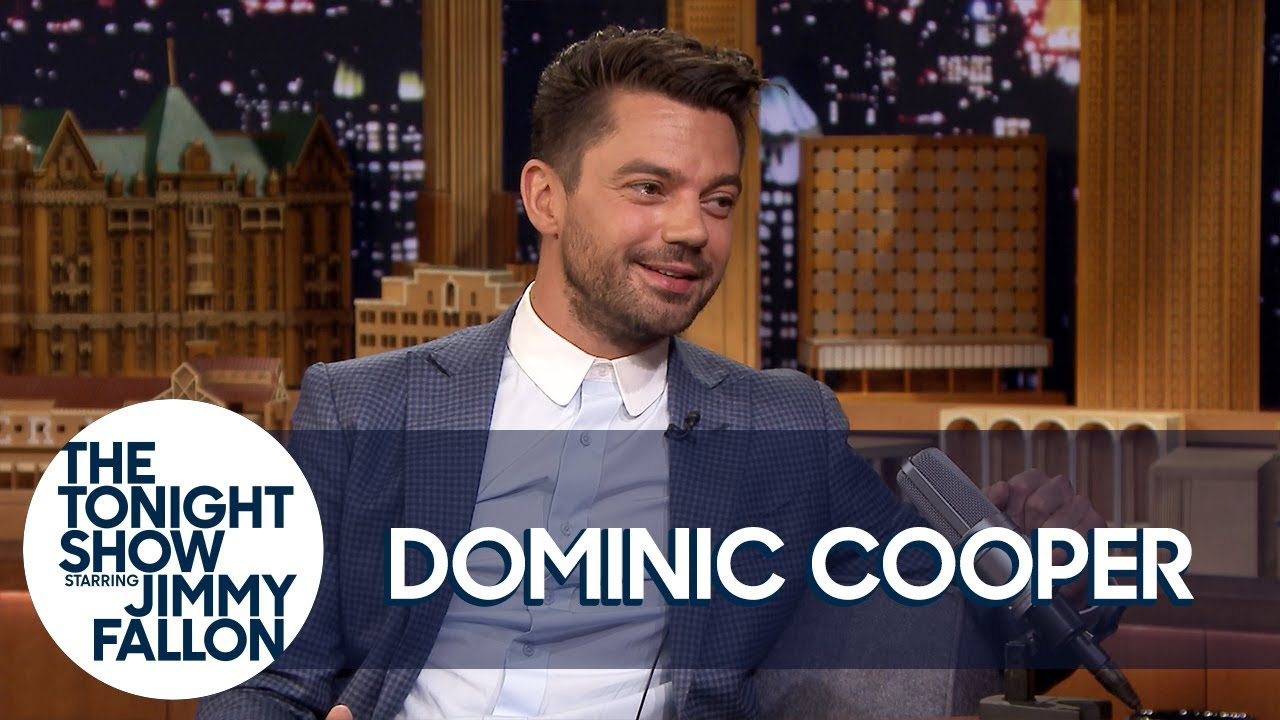 "Dominic Cooper's Emails Are All Sent from ""Stupid Poo"" thumbnail"