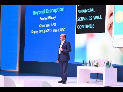 2nd MEA Fintech Forum – Welcome Address by Sael Al Waary